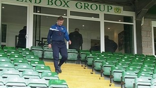 Don't look down: Yeovil's acting manager believes they can avoid relegation