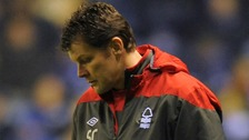 Nottingham Forest announced this morning that Steve Cotterill is leaving as manager