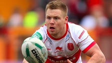 Keal Carlile has signed for Sheffield Eagles