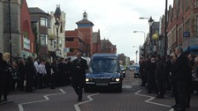 Corey Price funeral