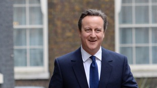 David Cameron will give a speech in the south west