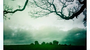 The project will use stone circles as inspiration