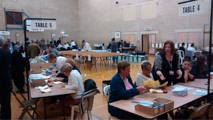 Counting in Mid Worcestershire