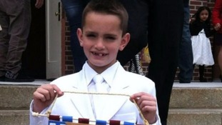 Martin Richard, 8, was killed by the second bomb.