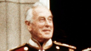 Lord Mountbatten was one of the most influential figures in young Prince Charles' life.