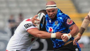 Rapira currently plays for the New Zealand Warriors in the NRL