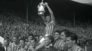 Villa last lifted the FA Cup in 1957