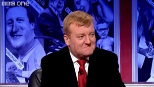 Former Lib Dem leader Charles Kennedy, who died at his home in Scotland.
