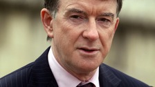 Lord Peter Mandelson.