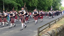 The Common Riding in Selkirk.