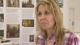 Philippa Langley was convinced Richard III was buried under a car park in Leicester