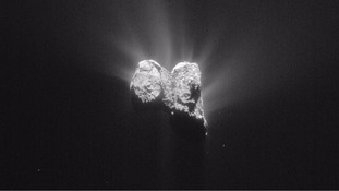 Space agency issues Philae lander status report.