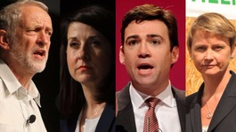 Labour leadership race: Three mainstream candidates booed at hustings