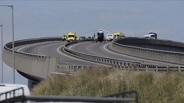 50mph speed limit introduced on Sheppey Crossing
