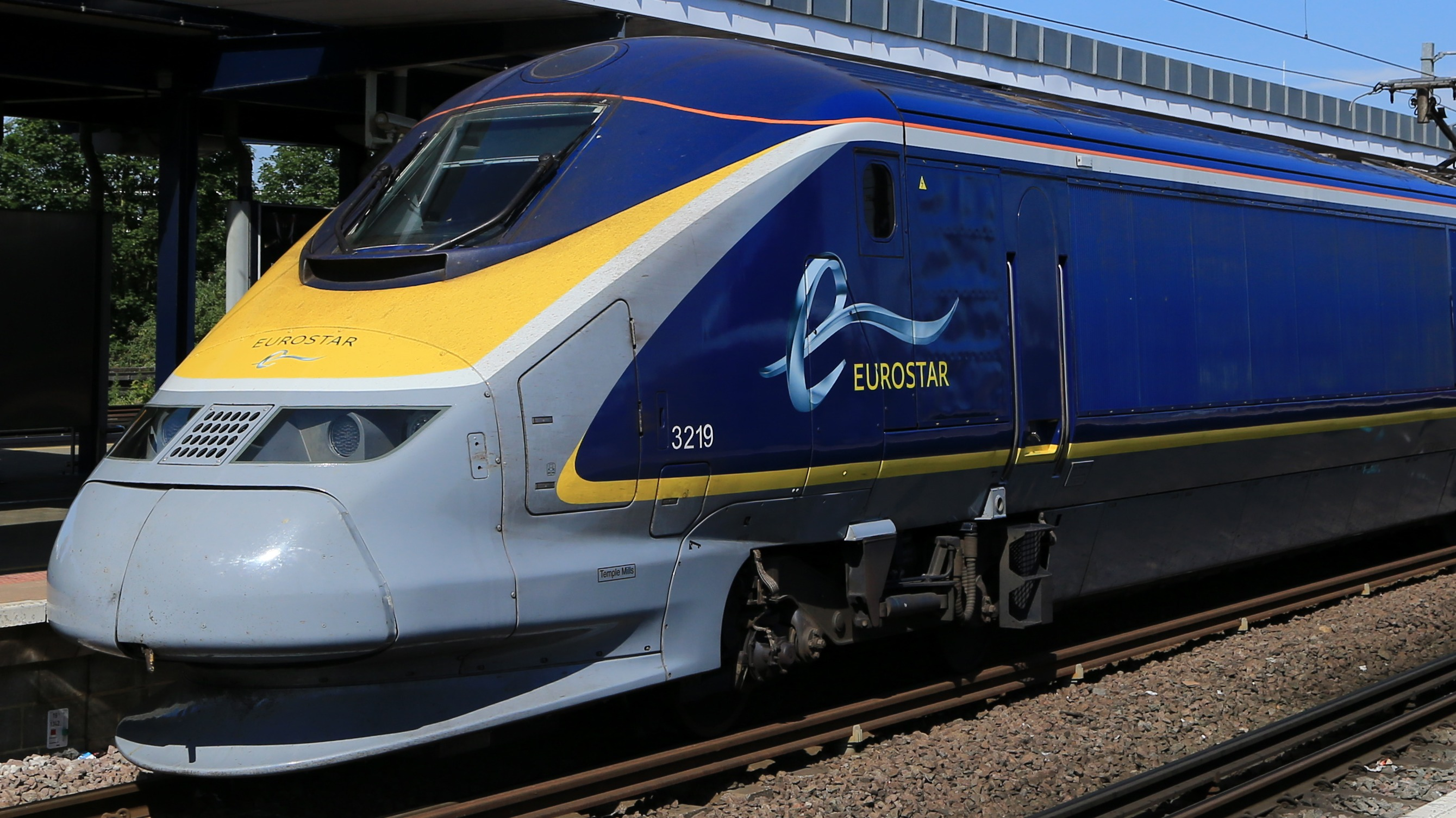Travel From Paris To Amsterdam By Train
