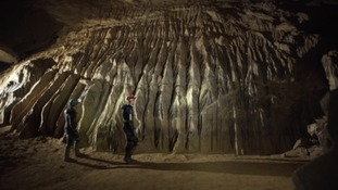 Wookey Hole 'blast into the unknown' to reveal new cave