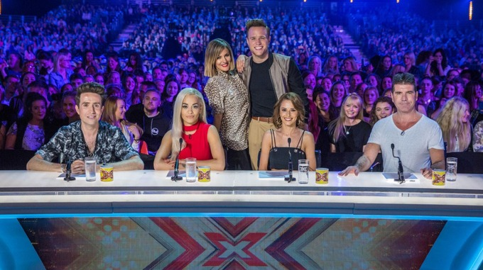 Image result for x factor 2015