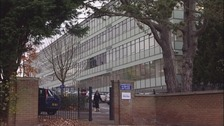 Capita's offices in Darlington