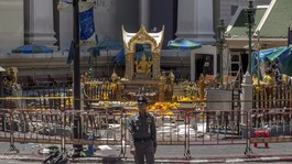Bangkok bomb suspect 'has fled to Turkey'