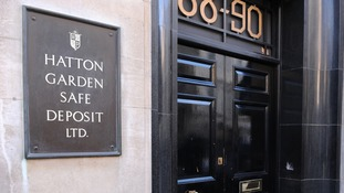 The Hatton Garden Safe Deposit