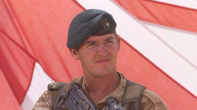 Royal Marine jailed for life for killing Taliban fighter