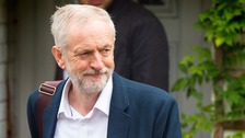 Jeremy Corbyn has come under attack from his own party for his choice of shadow cabinet members