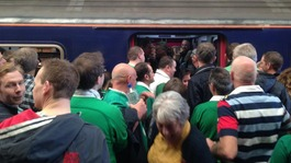 First Great Western apologises to rugby fans for train delays