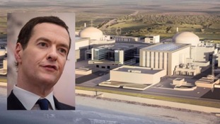Why did the Chancellor go all the way to China hoping to secure funding for Hinkley C?
