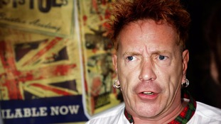 John Lydon was interviewed for ITV's Piers Morgan's Life Stories.