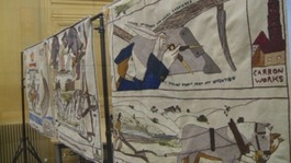 Multi million pound Great Tapestry of Scotland plan under scrutiny
