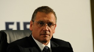 Fifa Secretary Jerome Valcke has been suspended