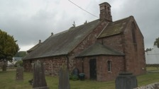 St Peter's Church in Langwathby