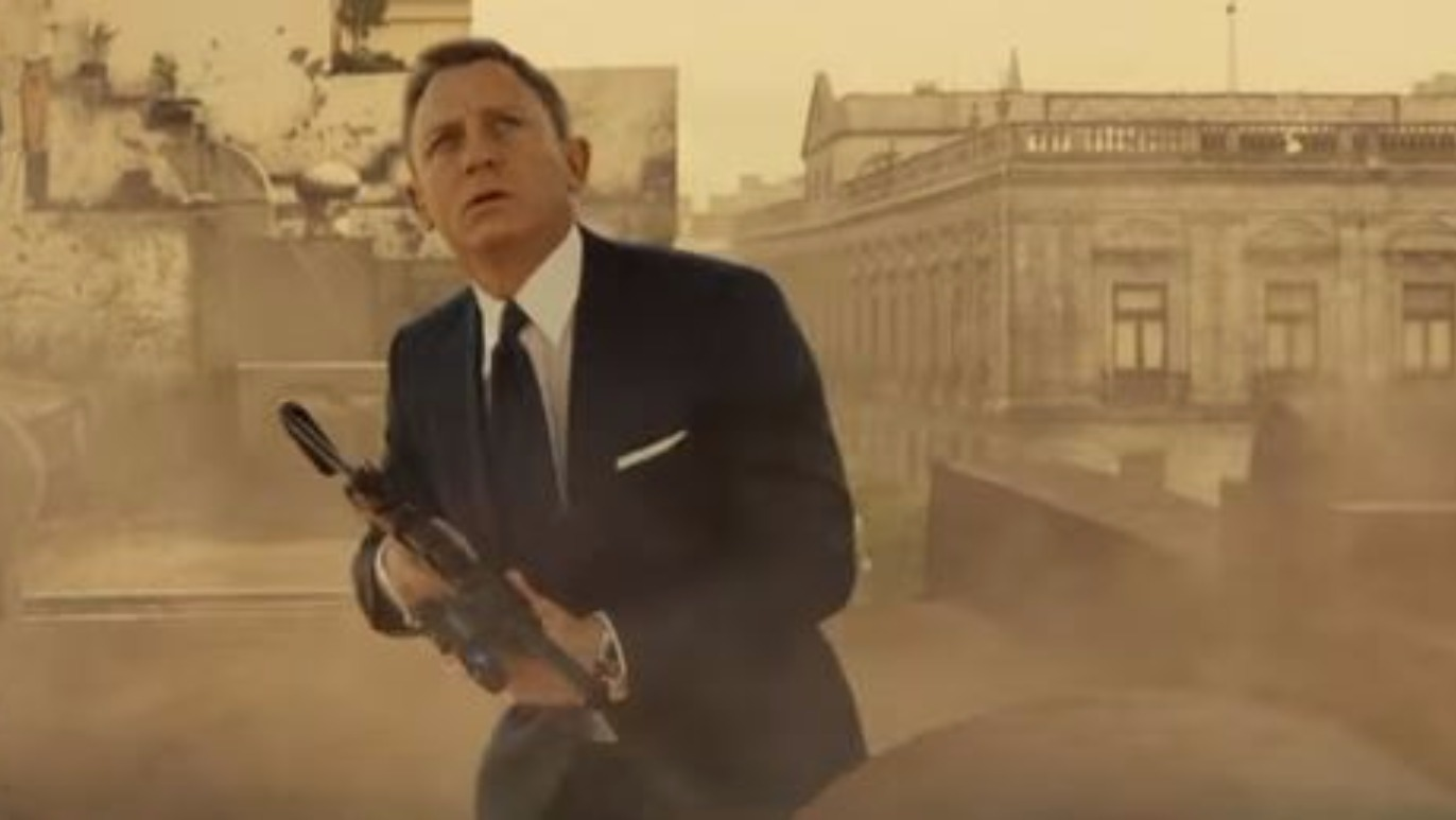 james bond spectre review  exciting action and laugh out loud funny
