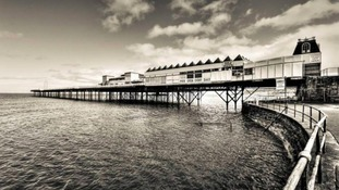 Conwy Council did have plans to demolish the Colwyn Bay pier.