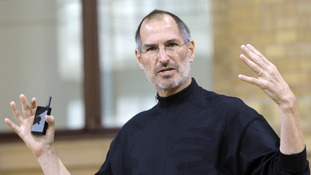 Apple co-founder Steve Jobs died in 2011.
