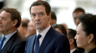 George Osborne has said he is 'determined' to see through economic reforms.