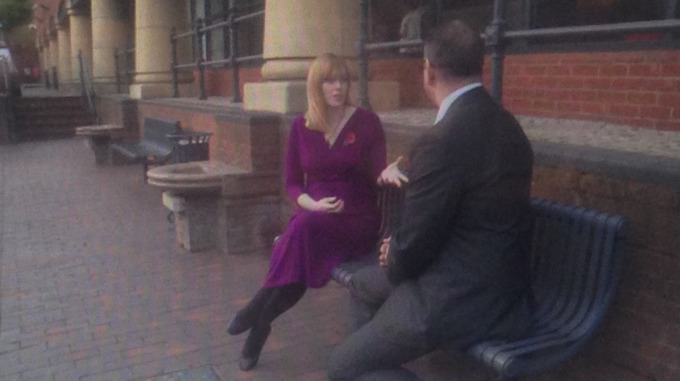 Rob Assall Marsden Told Elodie Harper Viewers With Concerns About A Care Service Should Contact The Cqc Credit Itv