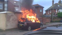 Vauxhall Zafira: Almost 200 fires reported