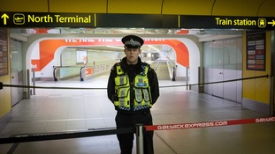 Man charged over Gatwick Airport security alert