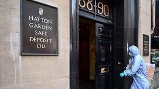 The Hatton Garden Safe Deposit was targeted over the Easter weekend.
