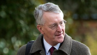 "Hilary Benn said Britain should support its allies by playing ""our full part"" in the fight against Islamic State in Syria."