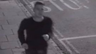 Cctv footage shows Rory in the Castle Mills area of York.