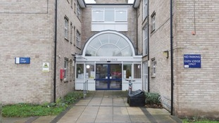 Glen Lodge care home in York where the incident took place.