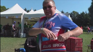 Cycling campaigner John Radford died as a result of the collision