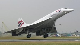 40 years since first commercial Concorde flight