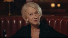 Helen Mirren tells Americans not to be a 'pillock' by drinking and driving