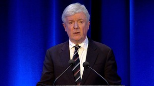 Lord Hall apologised to the victims.