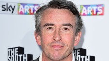 Actor and comedian, Steve Coogan was driving at almost double the speed limit