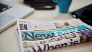 The New Day is the UK's first new standalone national newspaper in 30 years