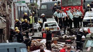 Twenty-nine people were killed in the 1998 Omagh bombing.